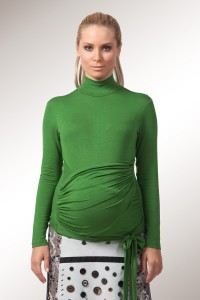 Turtleneck green