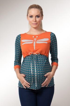 KAČJI PASTIR – majica za dojenje